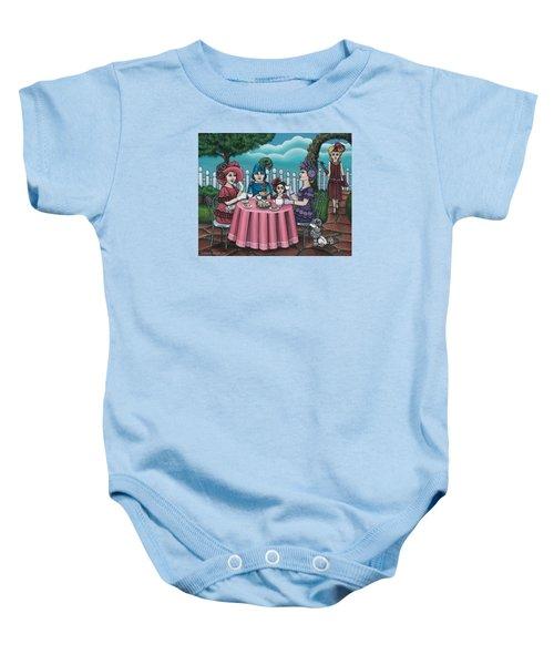 The Tea Party Baby Onesie