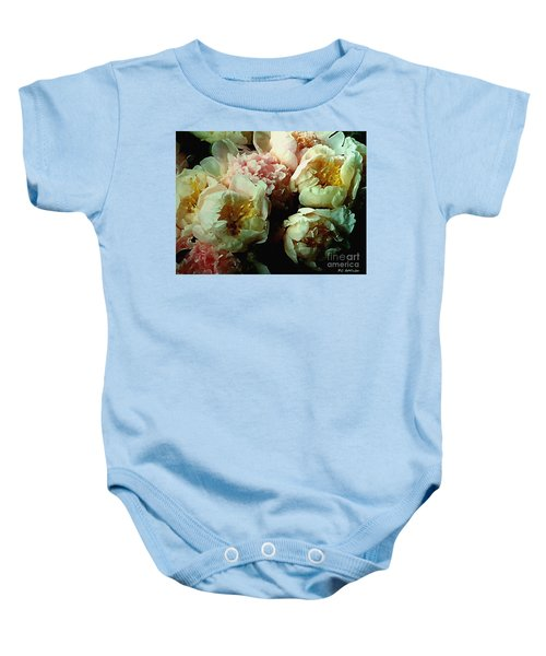 Tribute To The Old Masters Baby Onesie