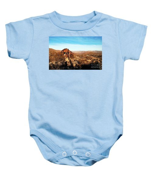View Estate - Randsburg California Baby Onesie