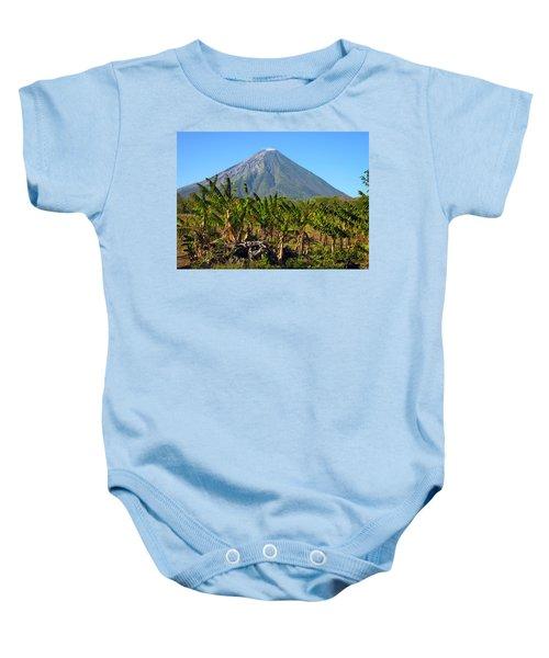 Volcan Concepcion Nicaragua Baby Onesie