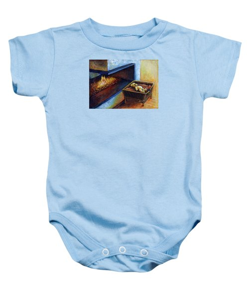 Waiting To Be Loved Baby Onesie