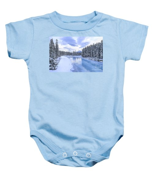 When The Trees Were Silenced Baby Onesie