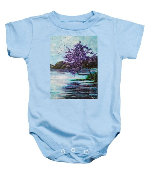 Whispers Of Wishes Baby Onesie