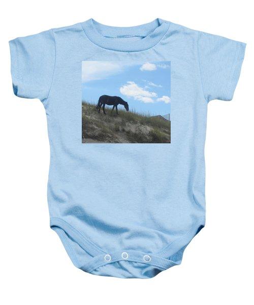 685725ad197b Corolla Wild Horse Baby Onesies