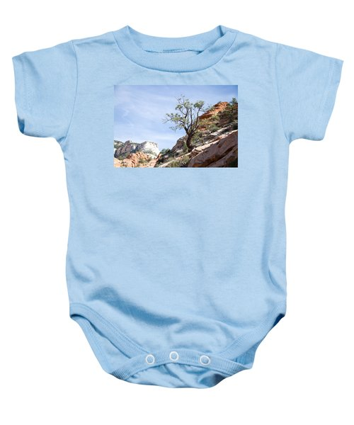 Zion National Park 1 Baby Onesie