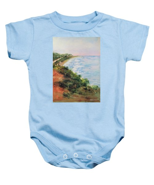 Sea Of Dreams Baby Onesie
