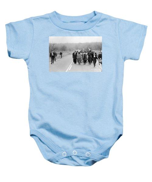 Alabama: Civil Rights Baby Onesie