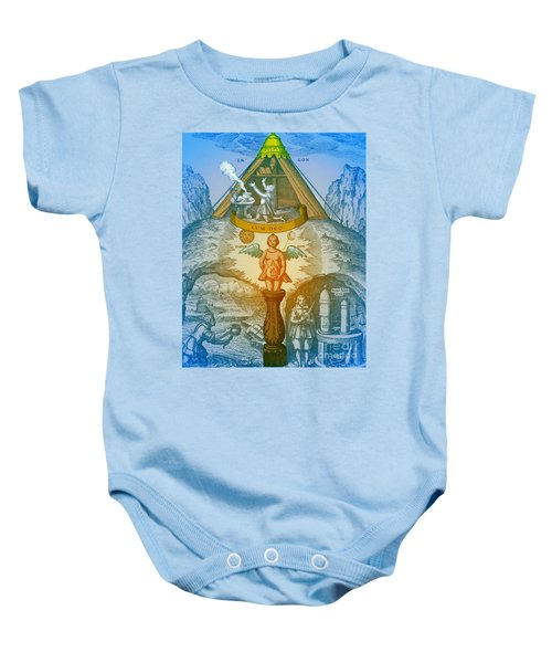 Alchemy Baby Onesie