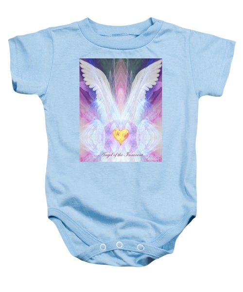 Angel Of The Innocent Baby Onesie