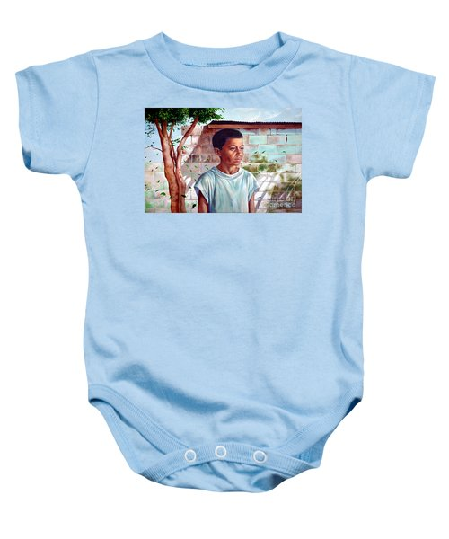 Bata The Filipino Child Baby Onesie