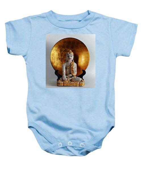Buddha Girl Baby Onesie
