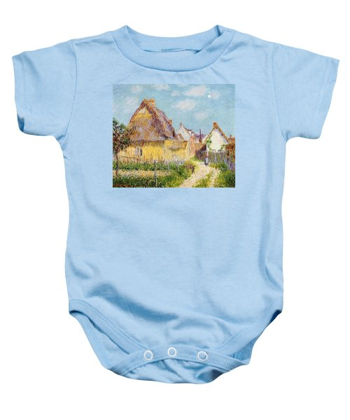 Cottage At Le Vaudreuil Baby Onesie