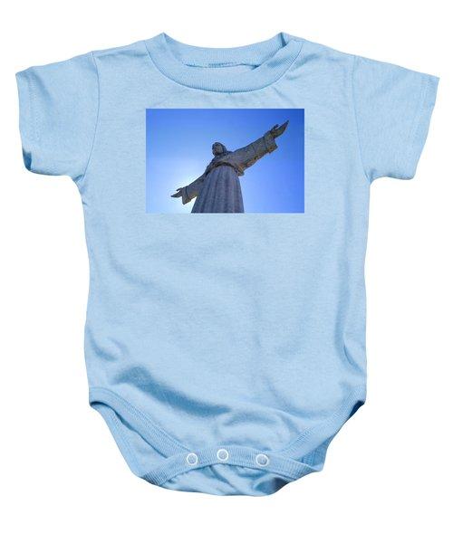 Cristo Rei Baby Onesie