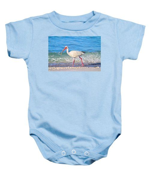 For The Birds Baby Onesie