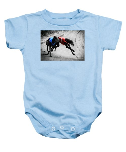 Hard And Rough Baby Onesie