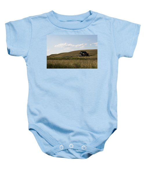 Little House On The Plains Baby Onesie