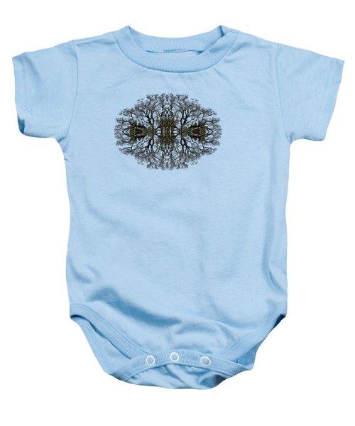 Bare Tree Baby Onesie