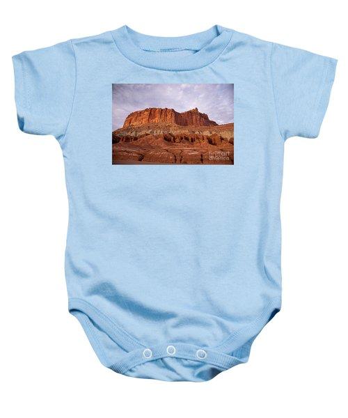 Capital Reef National Park Baby Onesie
