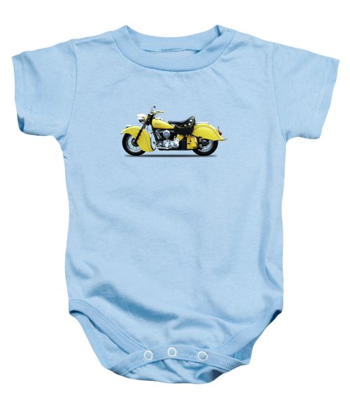 Indian Chief 1951 Baby Onesie