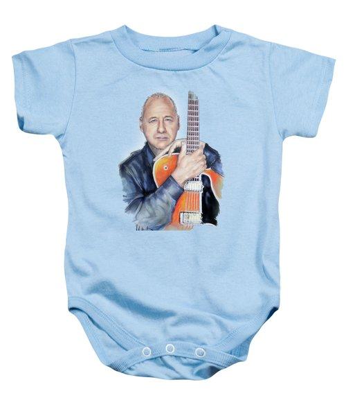 Mark Knopfler Baby Onesie