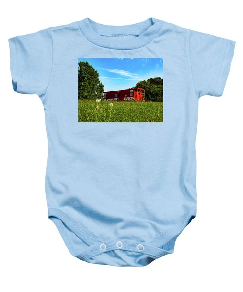 Mayberry Express Baby Onesie