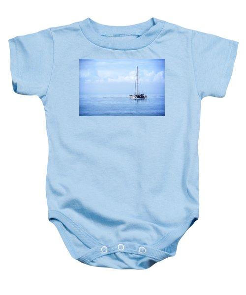 Morning Sail Baby Onesie