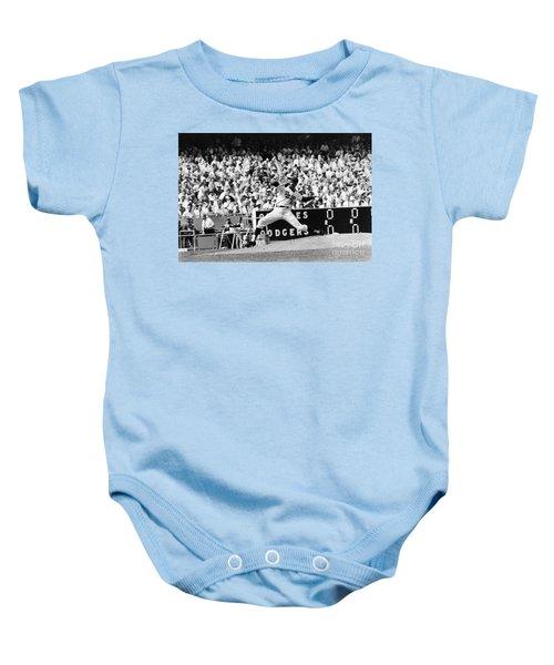Sandy Koufax (1935- ) Baby Onesie