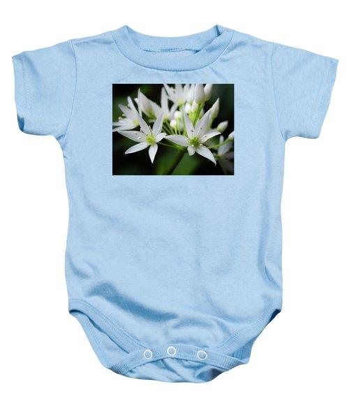 Wild Garlic Baby Onesie