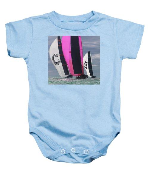 Watercolors Baby Onesie