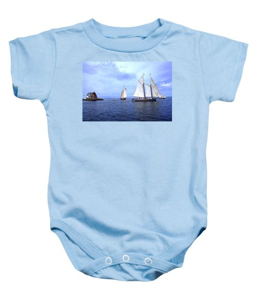 1871 Lewis R French Baby Onesie