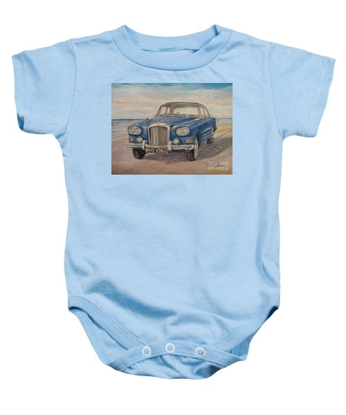 1963 Bentley Continental S3 Coupe Baby Onesie