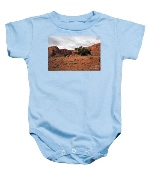 Capital Reef National Park Baby Onesie