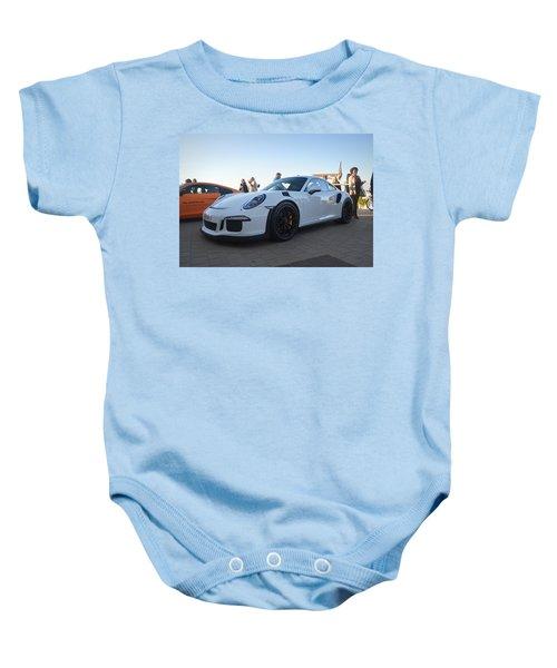 Porsche 911 Gt3rs Baby Onesie