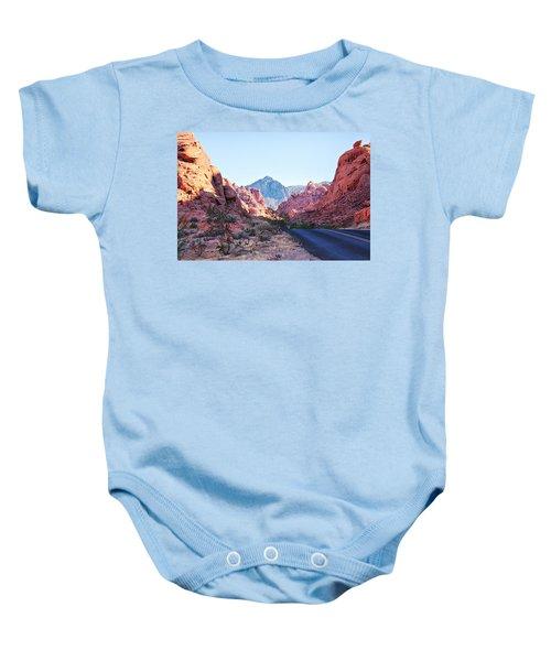 Valley Of Fire State Park, Nevada Baby Onesie