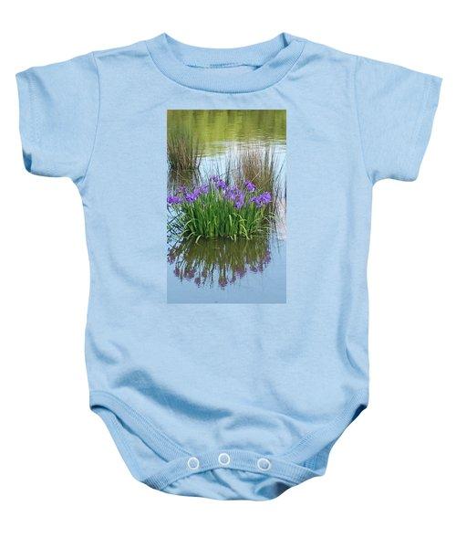Iris Baby Onesie