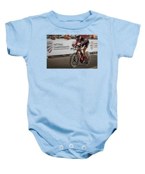 2017 Time Trial Champion Baby Onesie