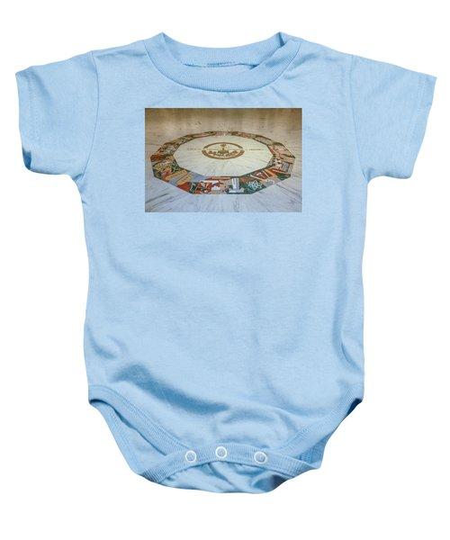 The Mural Baby Onesie