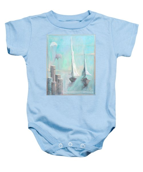 A Morning Memory Baby Onesie