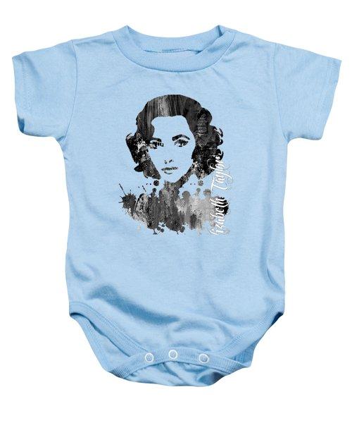 Elizabeth Taylor Collection Baby Onesie