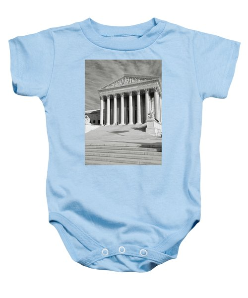 Supreme Court Of The Usa Baby Onesie