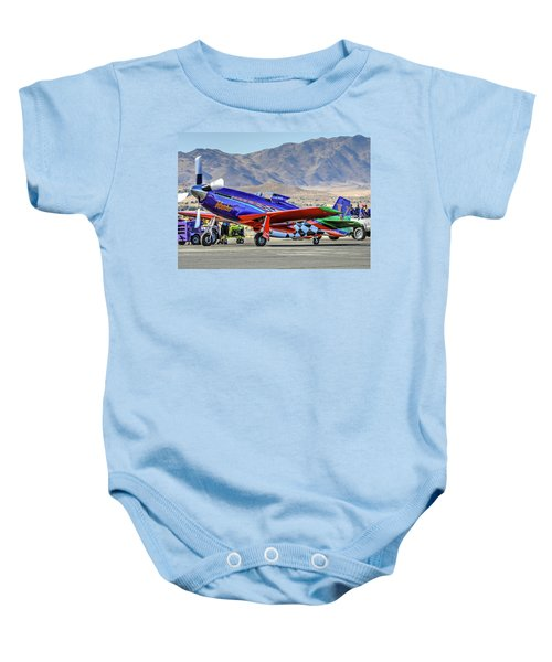 A Closer Look At Voodoo Engine Start Sundays Unlimited Gold Race Baby Onesie