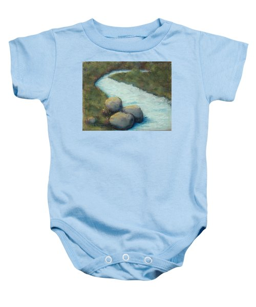 A Cool Dip Baby Onesie