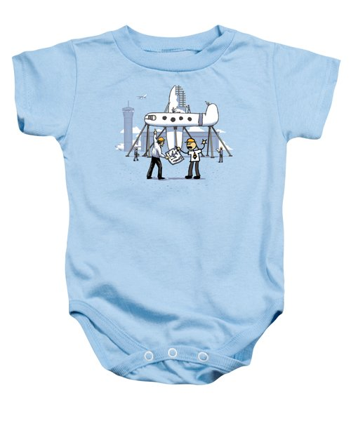 A Matter Of Perspective Baby Onesie