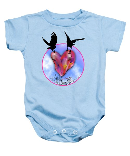 A Metaphor For Aids Baby Onesie