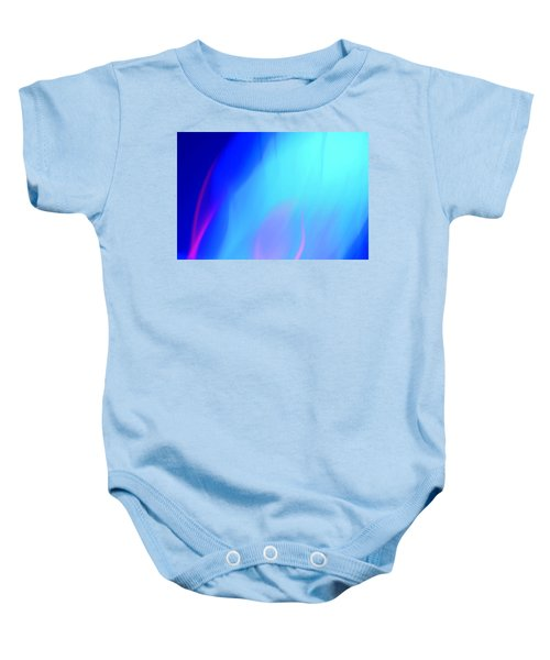 Abstract No. 10 Baby Onesie