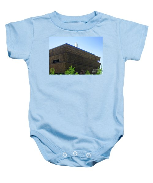 African American History And Culture 1 Baby Onesie by Randall Weidner