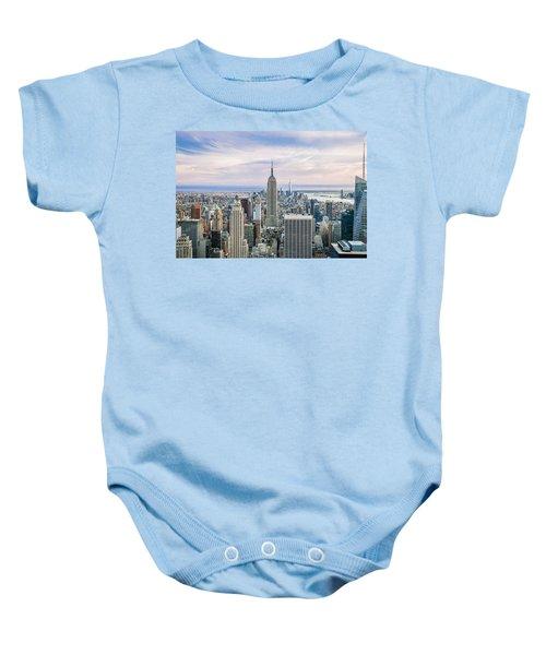 Amazing Manhattan Baby Onesie