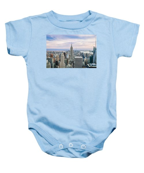 Amazing Manhattan Baby Onesie