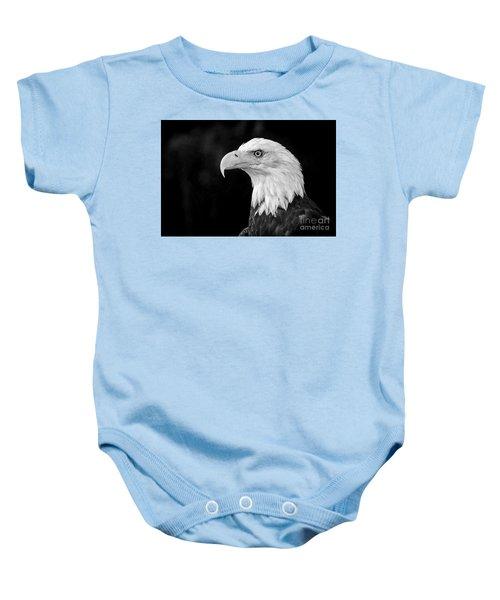 American Bald Eagle Baby Onesie