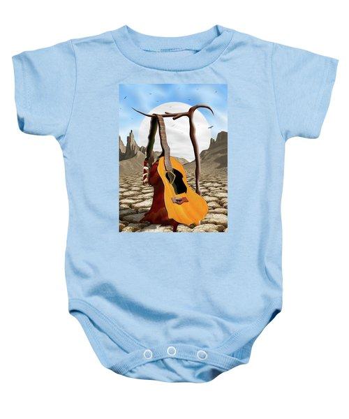 An Acoustic Nightmare Baby Onesie